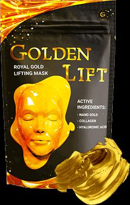 Маска для лица GoldenLift купить