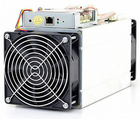 AntMiner S9 ASIC miner 13.5TH/s + power