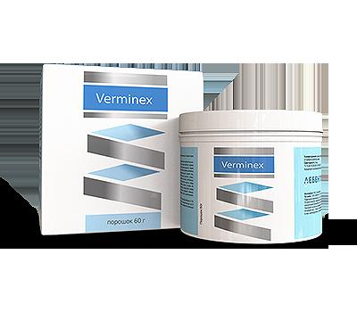 Verminex - надежное средство от паразитов купить в Ижевске