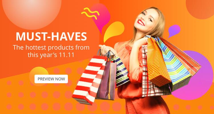 Супер распродажа 11.11 на AliExpress