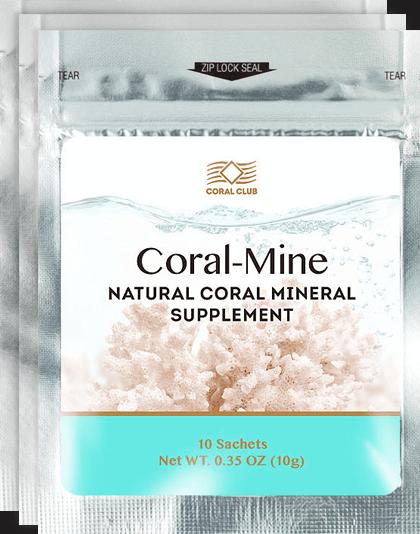 Корал-Майн Coral-Mine 10 саше купить в Аахене