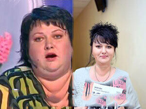 Ольга Картункова шокировала студию!Она уже похудела на 47 кг!