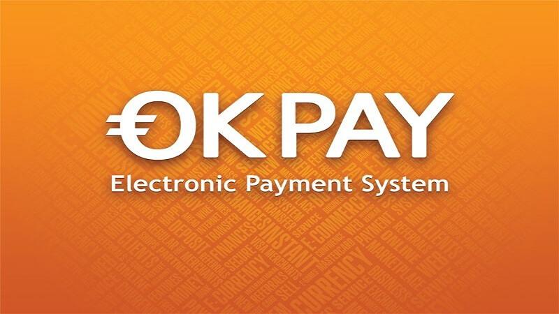 Регистрация на OKPay