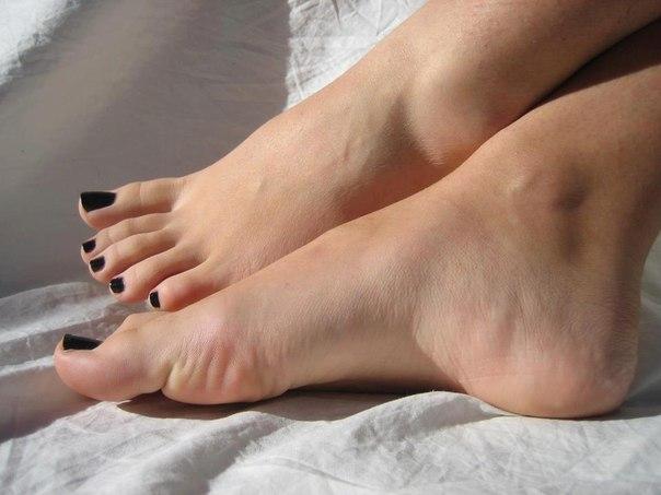 Маленький секрет красивых ног