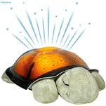 Музыкальная черепашка ночник-проектор купить в Абом