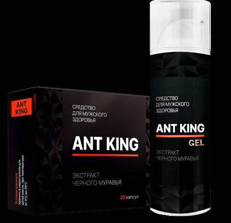 гель Ant King для потенции и увеличения члена купить в Абане