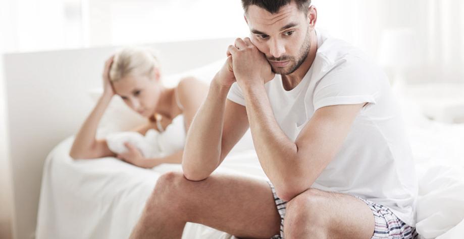 Импотенция - причина разводов, ссор, измен!