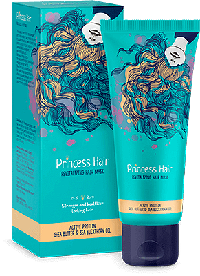Маска «Princess Hair» для роста волос в Абае