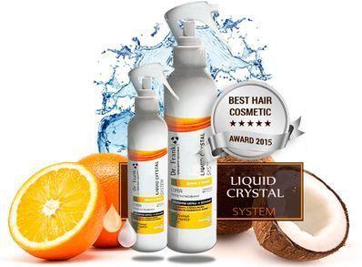 Спрей Ultra Hair Spray (Liquid Crystal System) для восстановления волос купить в Алущевске