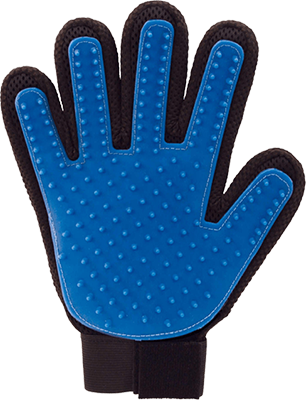 Перчатка Pet Brush Glove для снятия шерсти купить в Елово