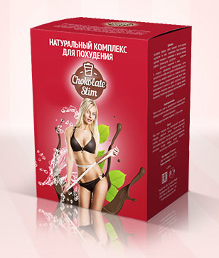 Chocolate Slim комплекс для похудения купить в Алзамае