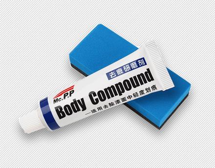 BodyCompound cредство для удаления царапин купить