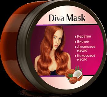 Маска Diva Mask для укрепления волос