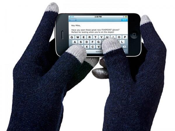 Перчатки для сенсорного экрана iGlove купить в Абом