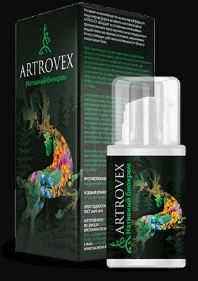 Биокрем Artrovex для суставов купить в Абакане