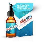 Капли NicoFrost от курения купить в Сочах