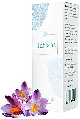 Inblanc (Инбланк) - средство от пигментных пятен купить в Елово