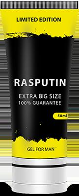 Крем RASPUTIN GEL для увеличения члена купить