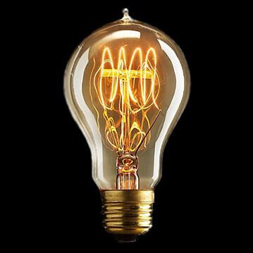 Ретро лампы Edisons купить в Игре