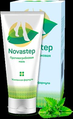 Крем Novastep от грибка ногтей и ног купить в Елово