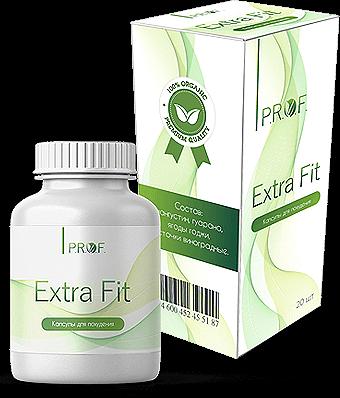 Капсулы PROF Extra Fit для похудения купить в Исфане