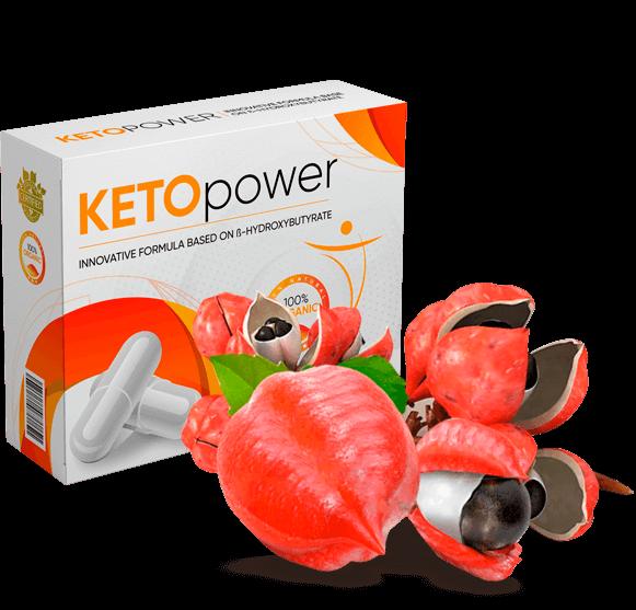 Капсулы KETO Power для похудения купить в Абакане