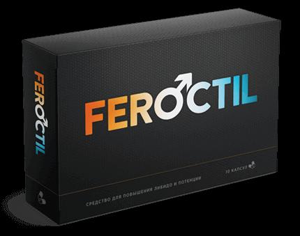 Капсулы Feroctil для повышения потенции купить в Анне