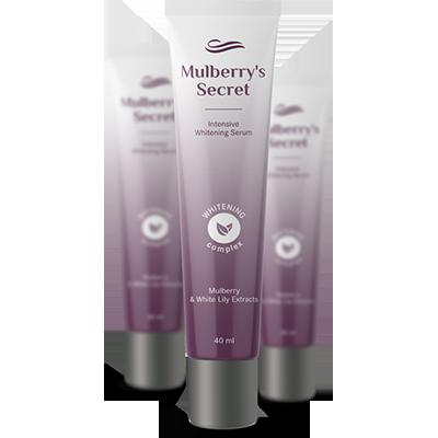 Mulberrys Secret - отбеливающая сыворотка для лица купить