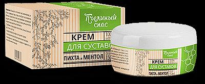 Крем «Пчелиный спас» для суставов купить в Ижевске