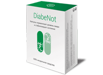 Средство от диабета DiabeNot купить в Абане