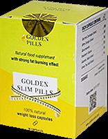 Таблетки для похудения GOLDEN PILLS на основе трав купить