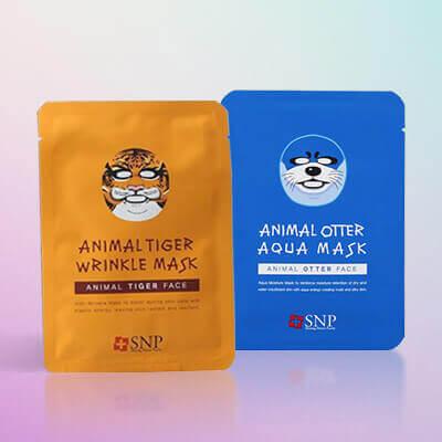 Маски Animal Mask для проблемной кожи купить