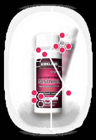 Раствор «MINOXIDIL» для роста волос купить в Абакане