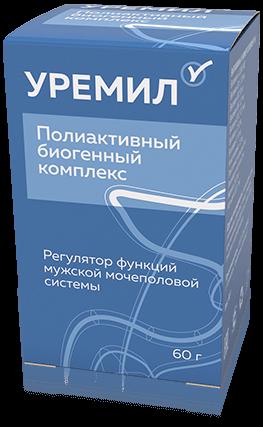 Фитокомплекс «Уремил» от простатита купить