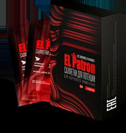 Салфетки El Patron для потенции купить