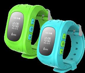 Часы с GPS и GSM датчиком Smart Baby watch Q50