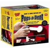 Удаление вмятин на авто Pops-a-Dent купить в Абом