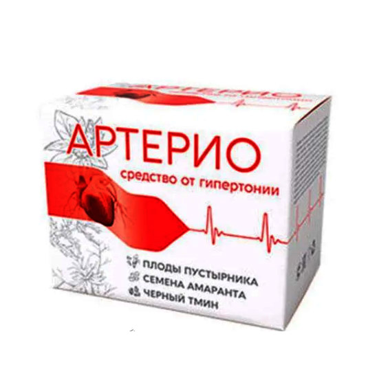 Артерио от гипертонии купить в Анопино