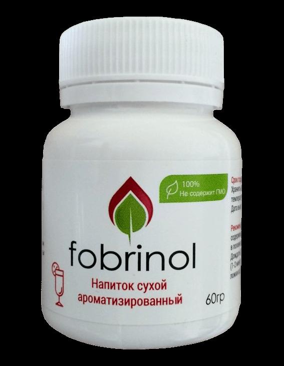 Напиток от диабета Fobrinol купить в Амге