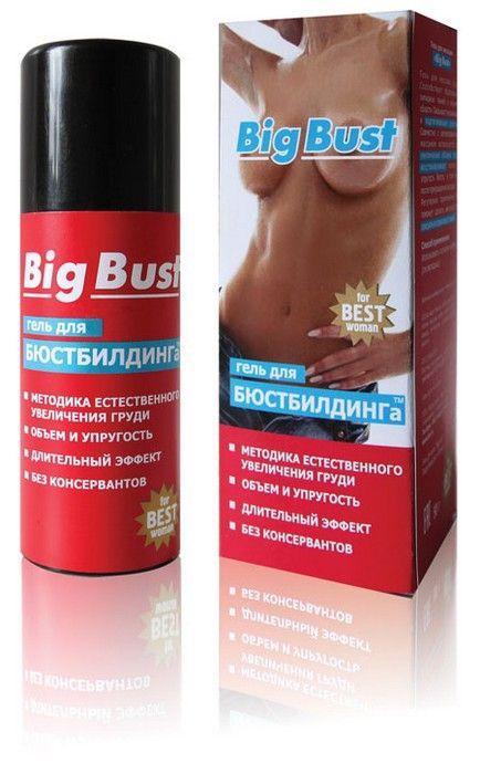 Гель «BIG BUST» для массажа груди купить