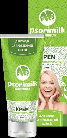 Крем от псориаза Psorimilk купить в Абае