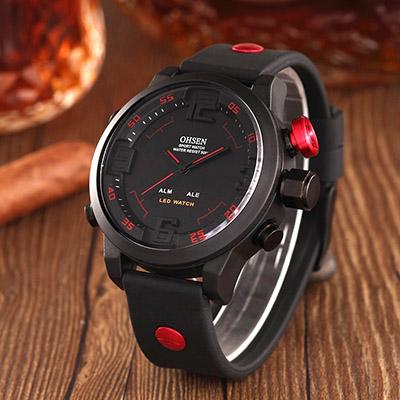 Кварцевые наручные часы Ohsen