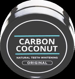 Carbon Coconut средство для отбеливания зубов купить в Абае