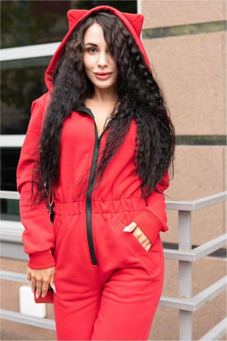 Утепленные женские костюмы CUTE купить в Алмазном