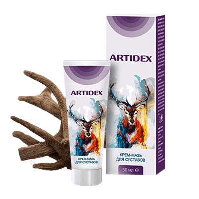 Крем-мазь Artidex для суставов купить в Абакане