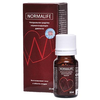 Средство от гипертонии Normalife купить