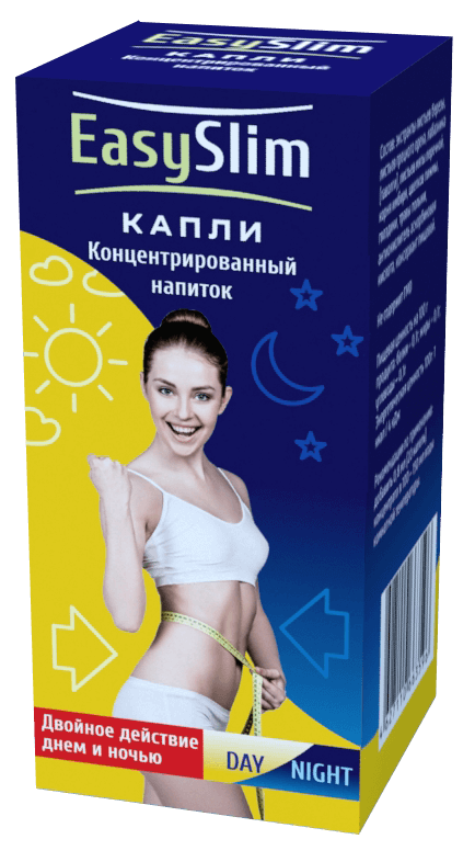 Капли EasySlim для похудения купить в Сочах