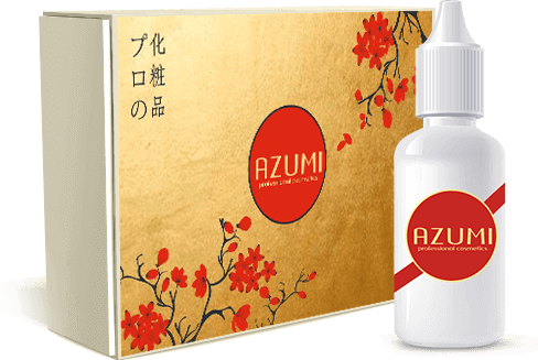 Средство для восстановления волос AZUMI купить