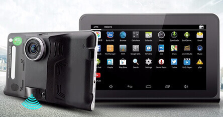 Автопланшет DVR FC-950 купить в Игре