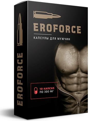 Капсулы EroForce для мужчин купить в Антонинах